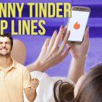 17 funny tinder pickup lines