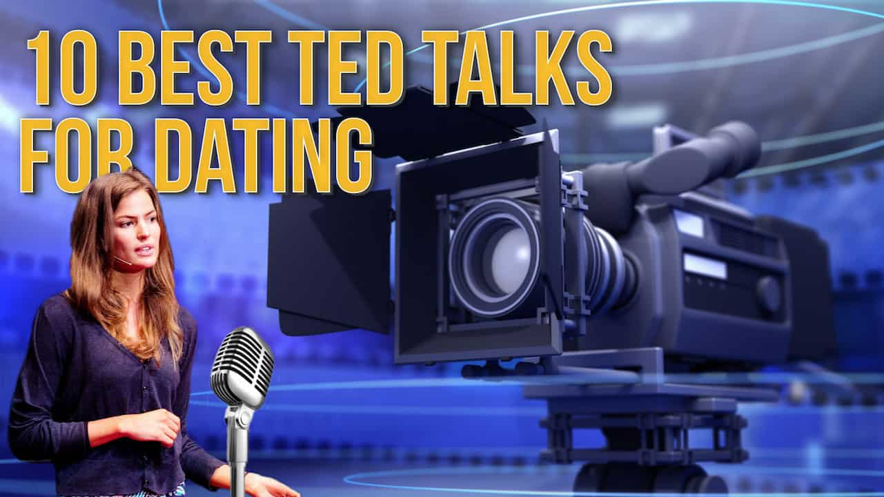 TED talk on dating