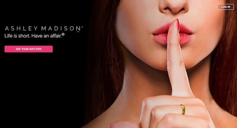 Ashley Madison app for those seeking affairs