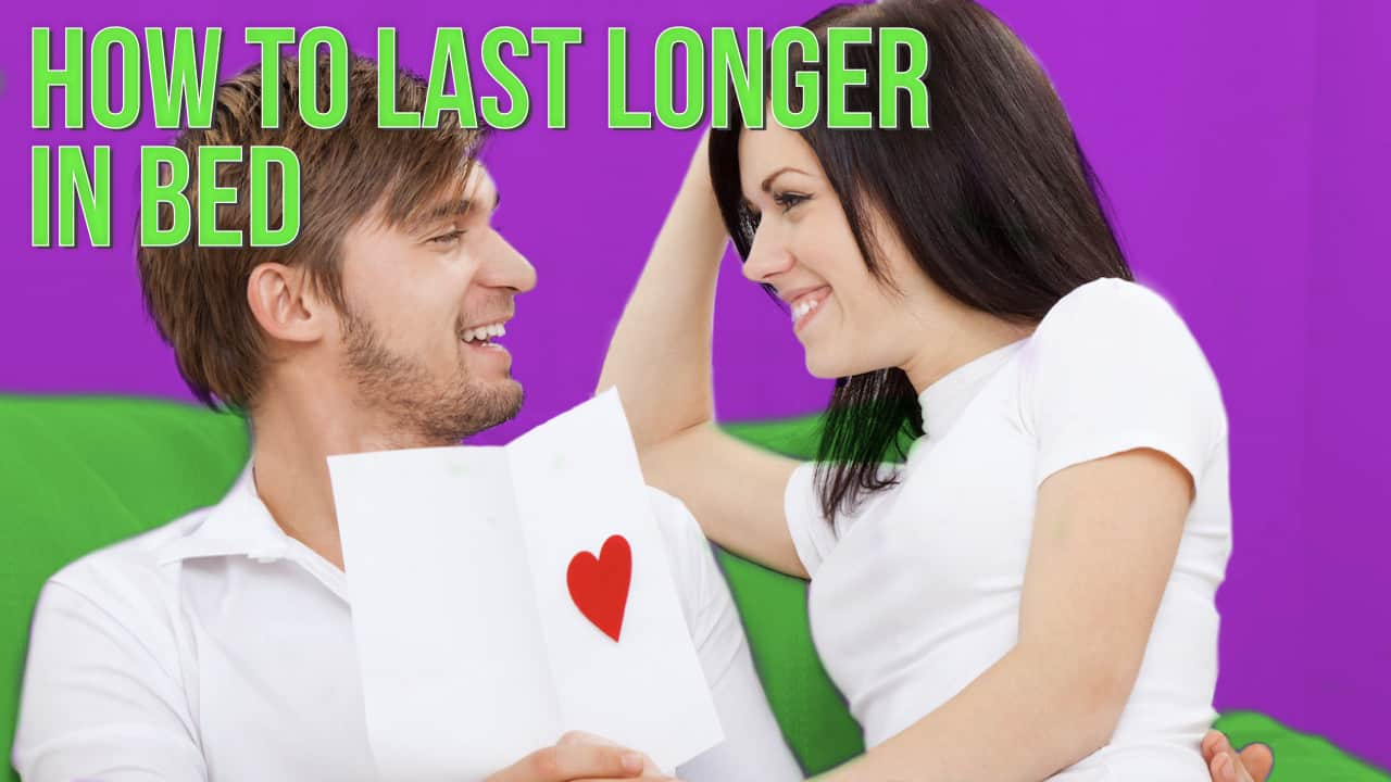 Does viagra make you last longer in bed