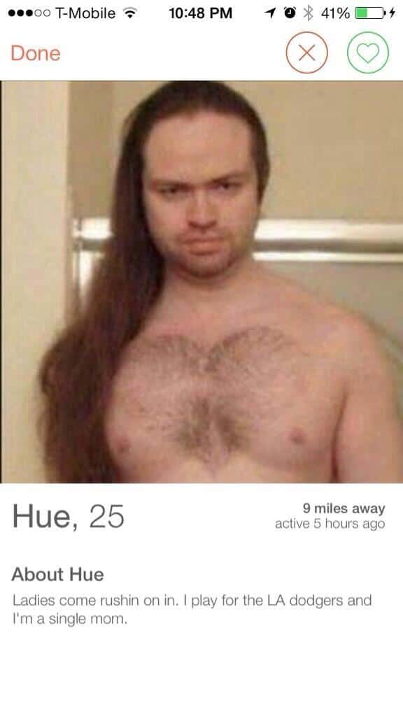 good tinder bios female